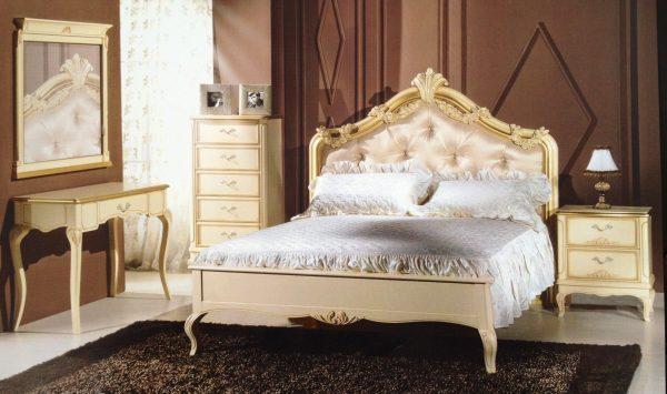 Κλασική Κρεβατοκάμαρα CORONIS