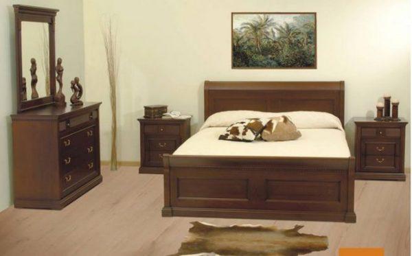 Κλασική Κρεβατοκάμαρα IRIDA