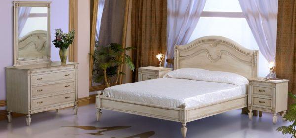 Κλασική Κρεβατοκάμαρα LORENI