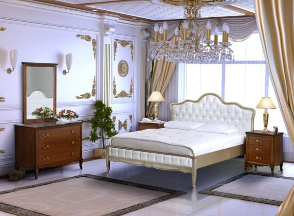 Κλασική Κρεβατοκάμαρα NOUFARO
